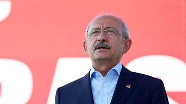 Kılıçdaroğlu demokrasi mitinginde konuştu