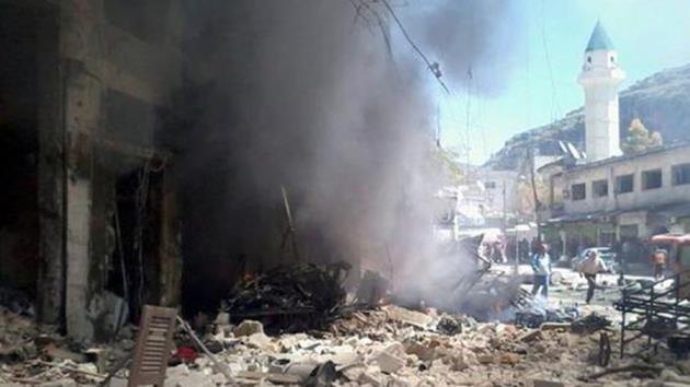 İdlib'de bombardıman: 23 ölü