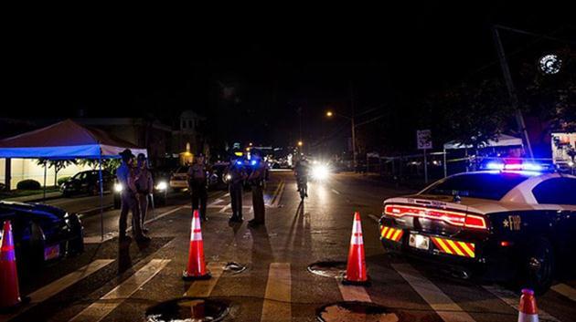 """ABD'de polise """"sniper"""" saldırısı"""