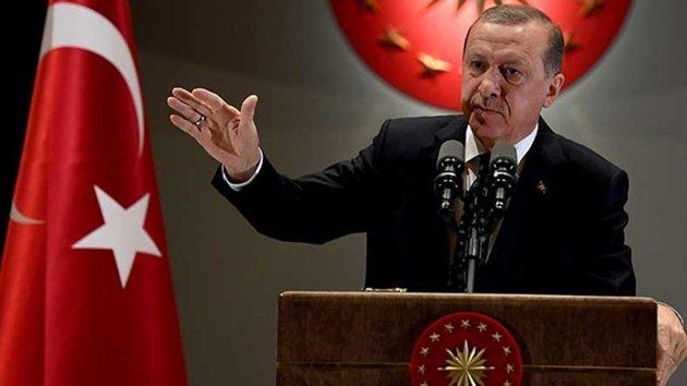 """""""Tüm terör örgütlerine karşı milli seferberlik ilan ediyorum"""""""