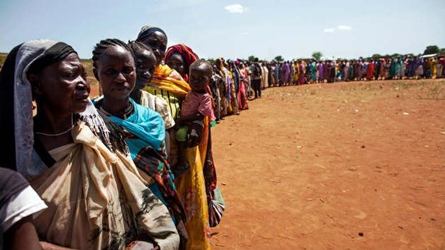 BMGK'dan Güney Sudan toplantısı