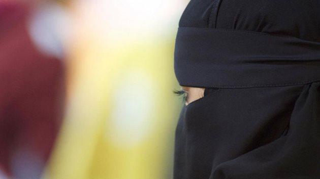 Burka ve peçeye 30 bin lira ceza