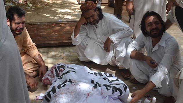 Hastaneye intihar saldırısı: 50 ölü!