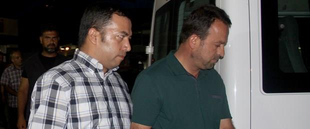 Sabah operasyona katılan polis, akşam gözaltına alındı