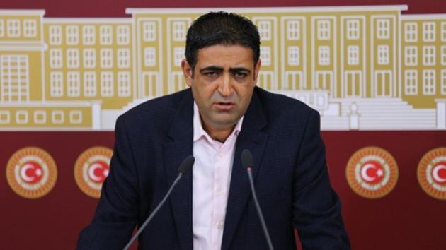 HDP'li İdris Baluken tutuklandı