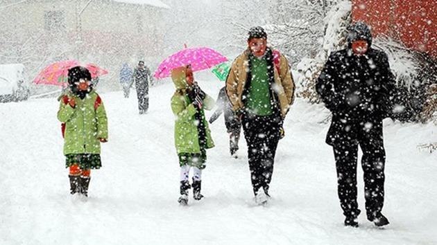 Meteoroloji'den uyarı! Yoğun kar yağışı geliyor