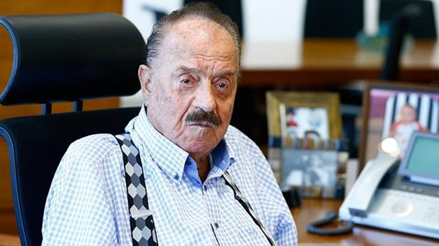 Gençlerbirliği Kulübü Başkanı İlhan Cavcav hayatını kaybetti