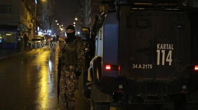 İstanbul'da Emniyet Müdürlüğüne roketatarlı saldırı