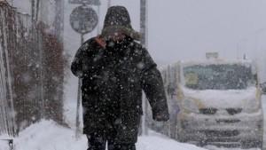 İstanbul'da bu gece yoğun kar yağışı bekleniyor!