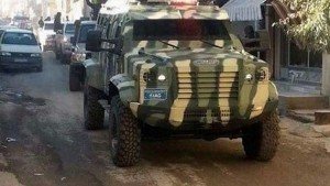 """""""ABD PYD'ye zırhlı araç verdi"""" iddiası"""