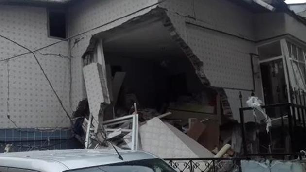 İstanbul-Küçükçekmece-doğalgaz patlaması