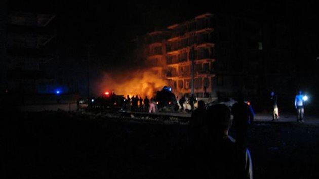 Viranşehir'de patlama:  1 ölü, 15 yaralı!
