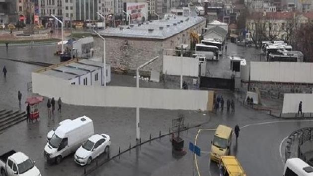 Taksim-cami