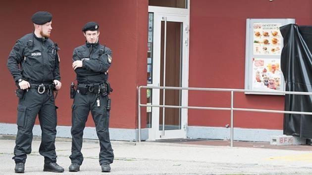 almanya-alman polisi