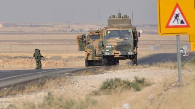 Mardin-Diyarbakır Karayolu'nda patlama: 2 asker şehit