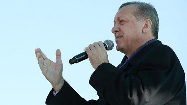 Erdoğan: Faşistsiniz, faşist