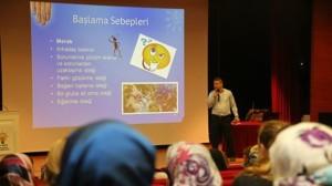 Başakşehir'de bağımlılıkla mücadelede ailenin önemi eğitim testi!