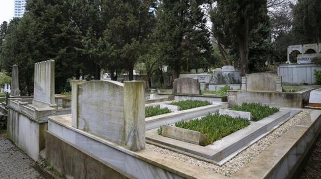 istanbul-mezarlık