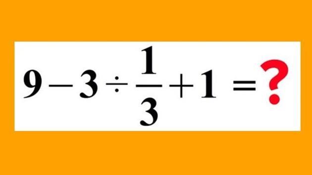 Bu matematik sorusunu çözenlerin yarısı aynı hatayı yapıyor