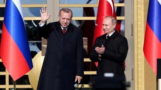 erdoğan-putin-nükleer santral-akkuyu