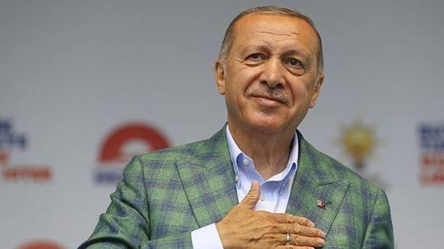 Cumhurbaşkanlığı Erdoğan birinci turda seçildi
