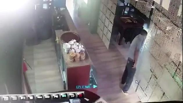 Başakşehir'de hırsızlık operasyonu!