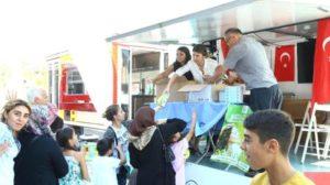 """Kayaşehir """"Sağlık Sokağı""""nda ücretsiz Mamografi çekimi"""