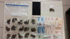 Başakşehir Mobil Park Polisi'nden uyuşturucu baskını