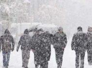 Kar yağışı nerelerde etkili olacak?