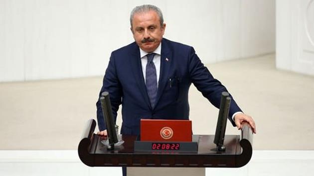 TBMM'nin 29. başkanı Mustafa Şentop