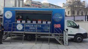 İstanbul'da tanzim satış noktaları belli oldu