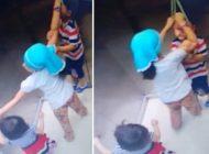 Başakşehir'de asansörde dehşet: Boynundaki ipte asılı kaldı!