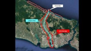 Kanal İstanbul için ÇED raporu komisyondan geçti