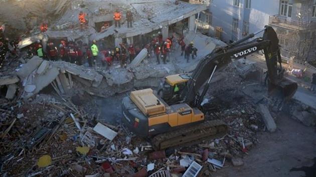 Elazığ'da 6,8 büyüklüğünde deprem!