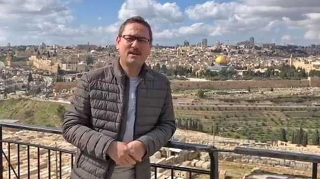 Başakşehir Belediye Başkanı Yasin Kartoğlu, İsrail'de alıkonuldu!