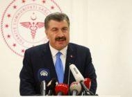Türkiye'de corona virüsten can kaybı 425 oldu!